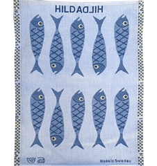 Towel Fish Herring