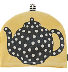 Tea coasy Teapot Yellow