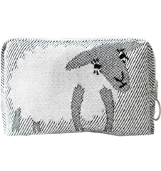 Toilet bag 12cm Sheep