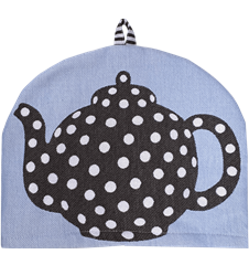 Tea coasy Teapot Blue