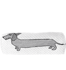 Pencil case Dachshund