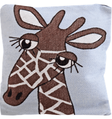 Cushion cover 30x30 Giraffe