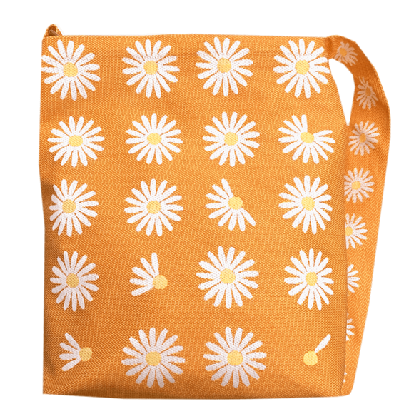 Messenger bag Prästkrage Orange