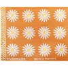 35x150cm (13x59in) Daisy Orange