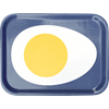 Tray Small Egg Blue