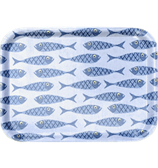 Tray Small Fish