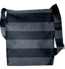 Messenger bag Rand Grafit/Svart