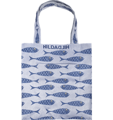 Tote bag Large Fish