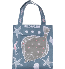Tote bag Large Ocean