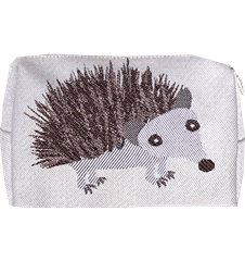 18cm Hedgehog White