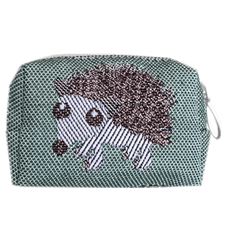 8cm Hedgehog Green