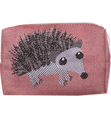 12cm Hedgehog Rusty Red