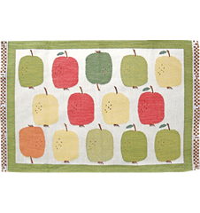 Table mat Apple