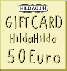 Gift Card EURO  50