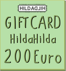 Gift Card EURO 200
