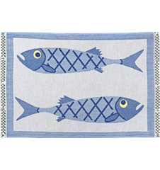 Table mat Fish Large