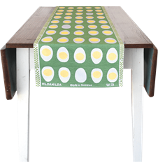 35x150cm (13x59in) Egg Green